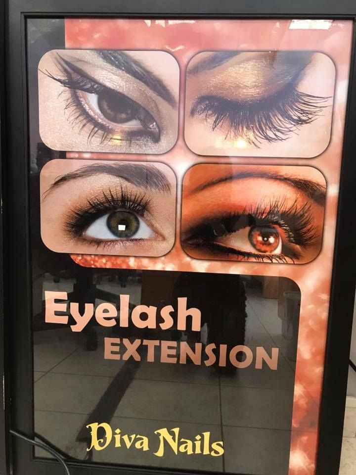 Eye Lash Extensions – Diva Nails & Spa Eye Lash Extensions – Diva Nails & Spa Diva Nails diva nails 32003