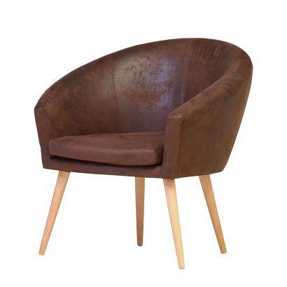 Leuke loungestoel voor de woonkamer | Furniture | Pinterest ...