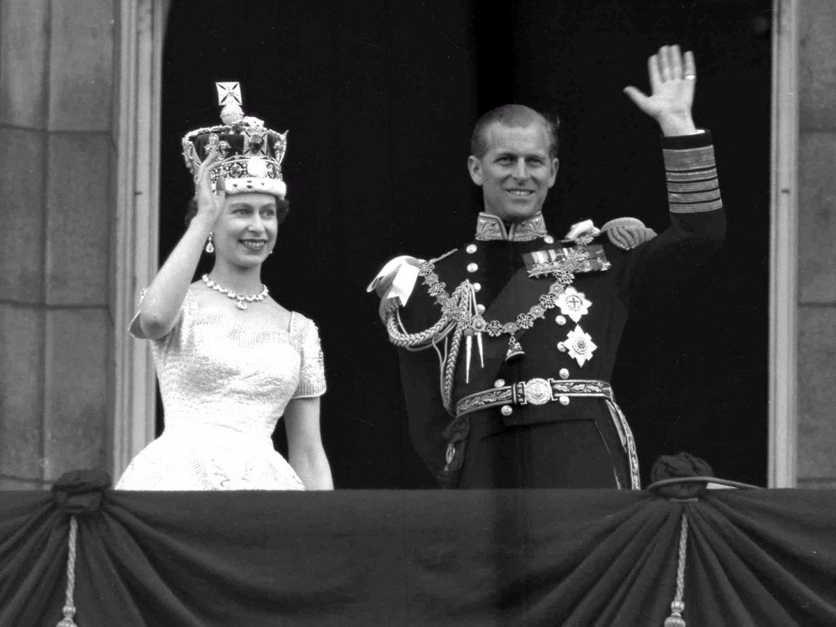 Queen Elizabeth and Prince Philip have been married 70