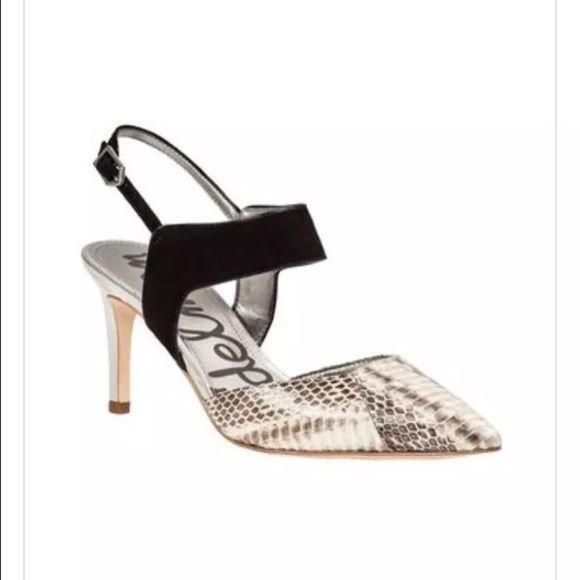 Sam Edelman new in box size 9.5 Ola slingback Sam Edelman NIB Ola slingback size 9.5 Sam Edelman Shoes Heels
