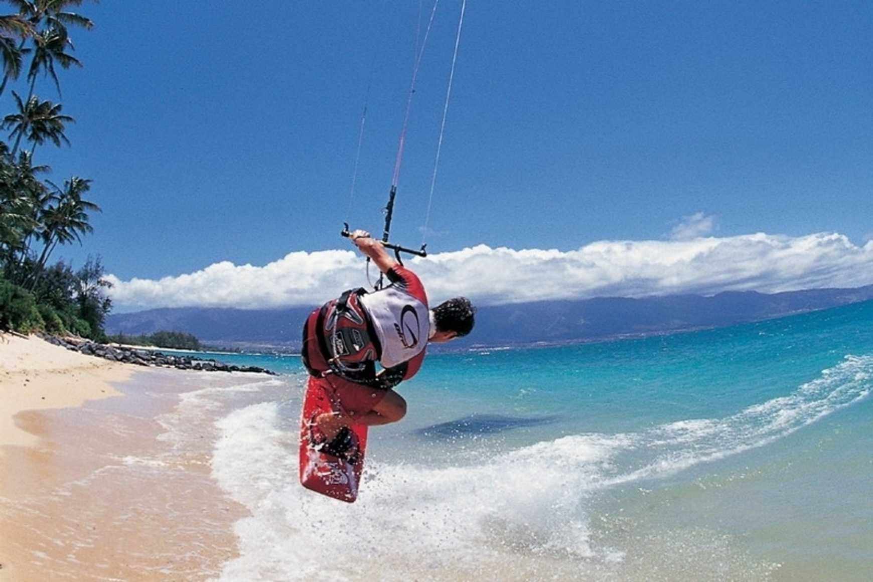 Basics of Kite Surfing - 2 Hours Lesson around Sanur