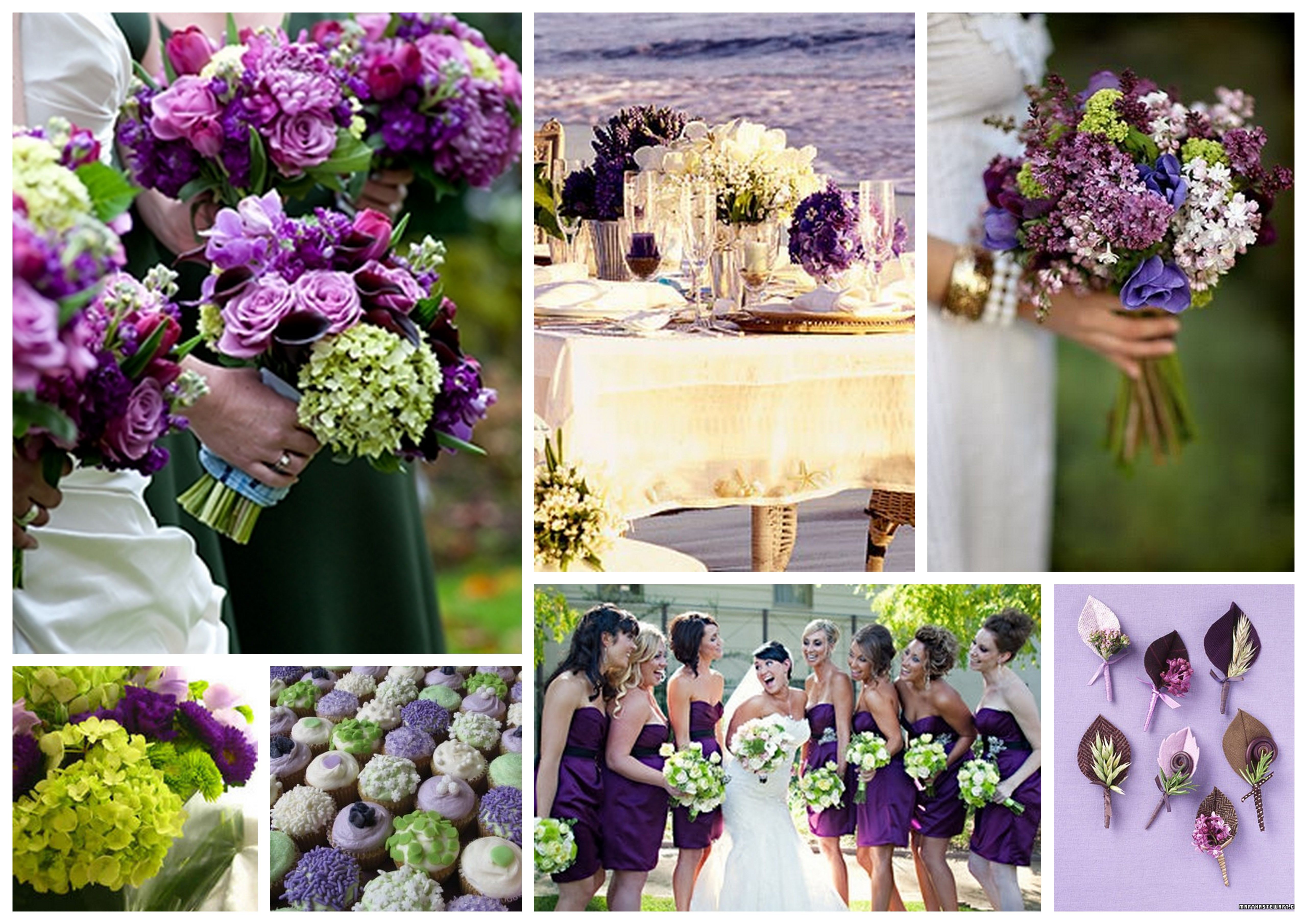 Purple Wedding Ideas For Tables | ... share my latest inspirations ...