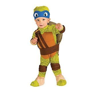 teenage mutant ninja turtles toddler tmnt leonardo halloween costume size 4t 6t - Halloween Costumes 4t