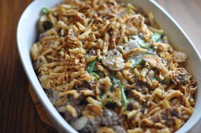 Hamburger Green Bean Casserole Copykat Recipes Recipe Greenbean Casserole Recipe Bean Casserole Copykat Recipes