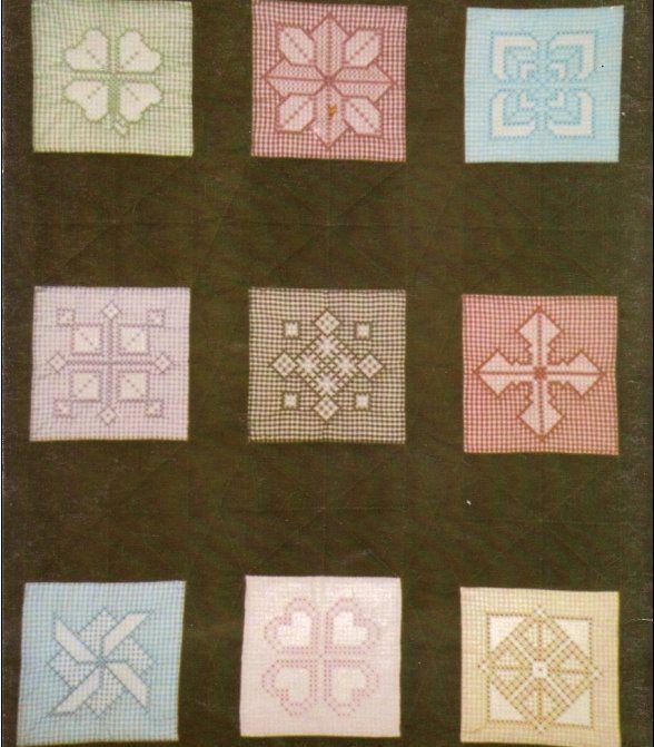 All Vintage Sunbonnet Sue Patterns Chicken Scratch Embroidery