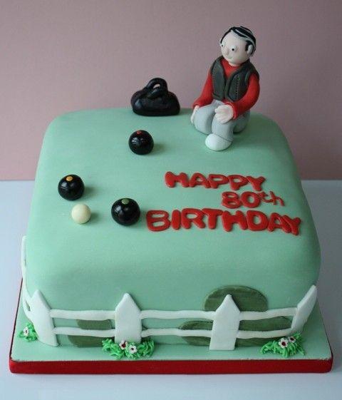 Bowling Green Cake cakepins.com