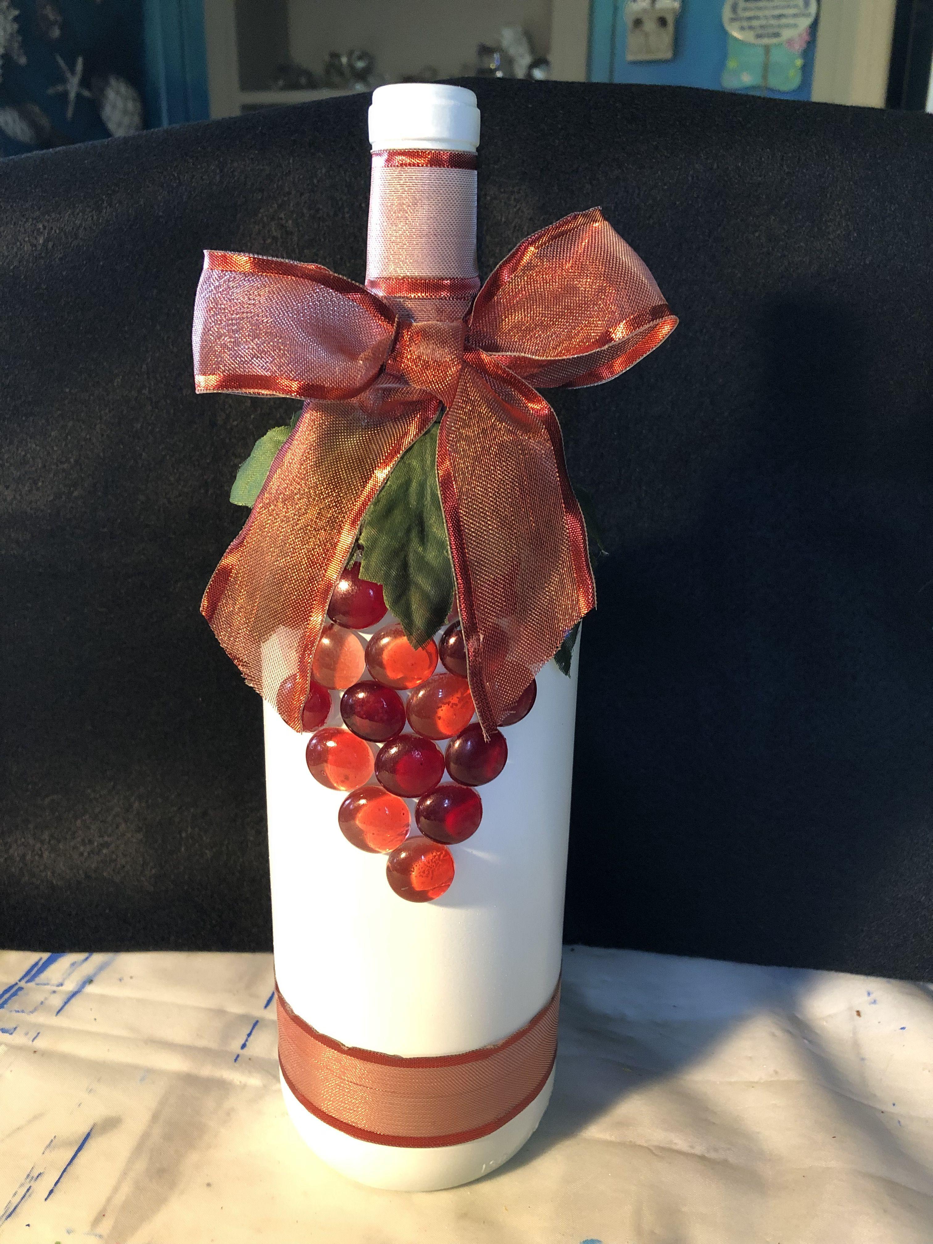 Pin By Artelie On Wine Bottles Crafts Wine Bottle Bottle