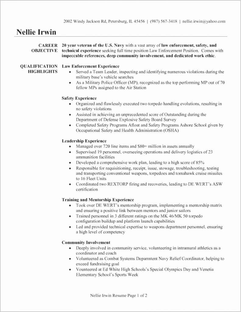 27 military police job description resume in 2020 resume