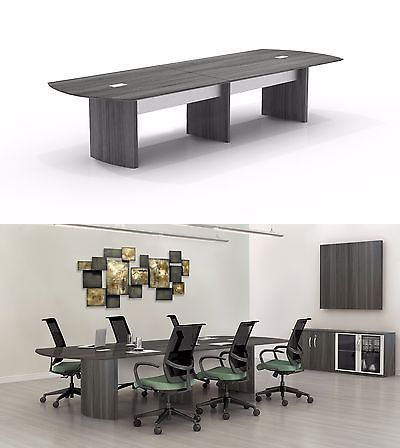 Office Furniture Ft Stylish Modern Office Conference Table With - Ebay conference table