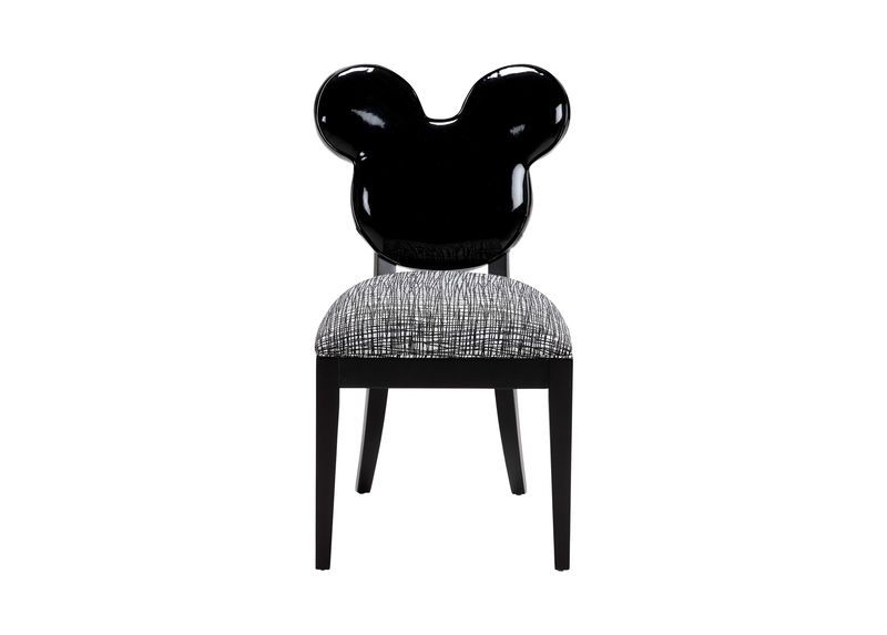Canu0027t Get Enough Mickey Mouse? Pull Up A Mickey Everywhere Chair! Itu0027s