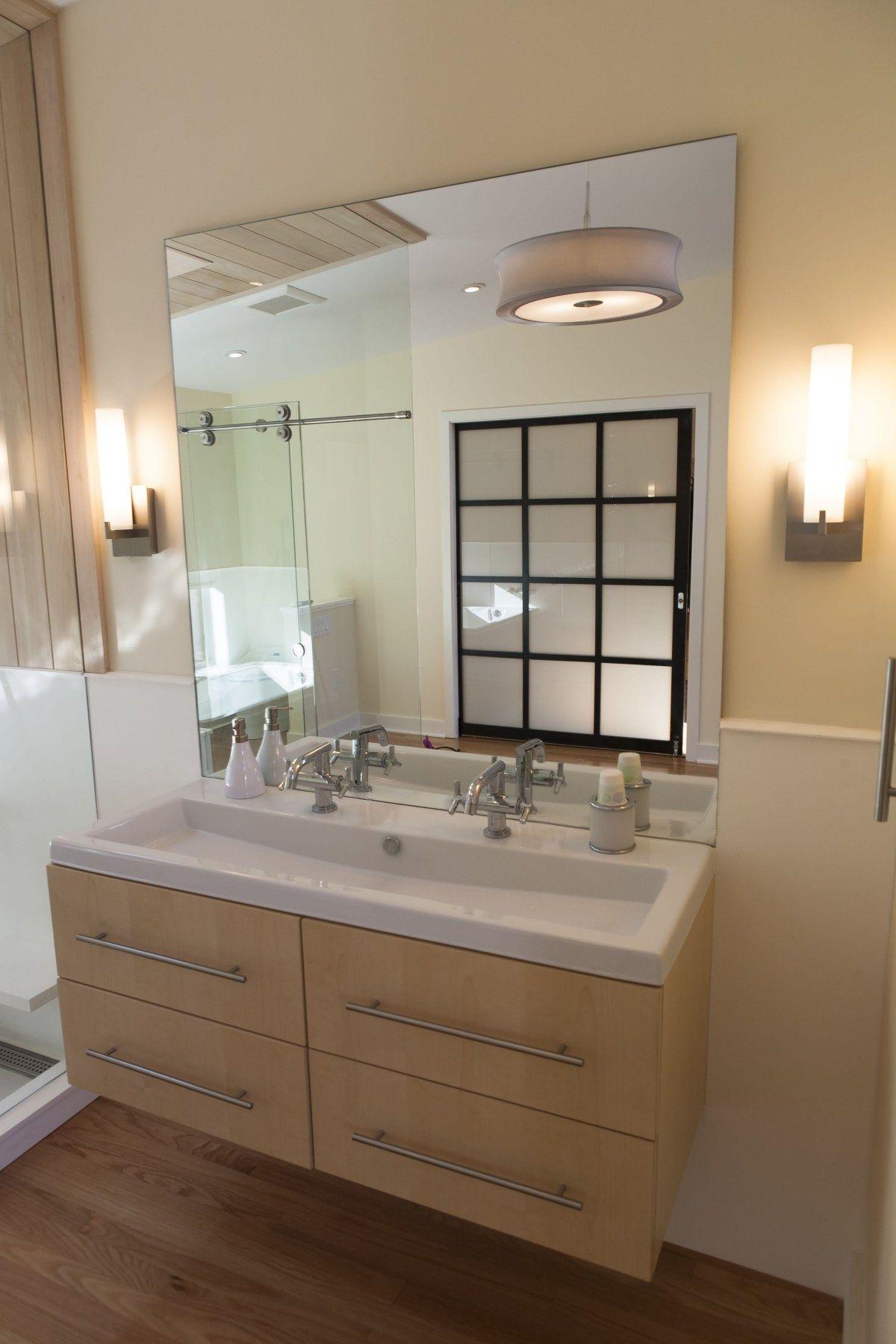 Wall Mount Double Sink Vanity Drop In Bathroom Sinks Double Sink Vanity Modern Bathroom Vanities Grey
