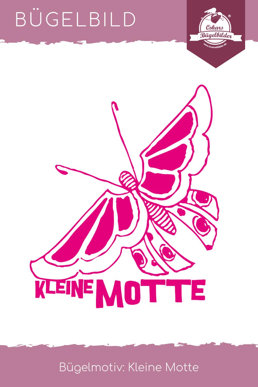Insekten Und Co Bugelbilder Motte Kleine Motten