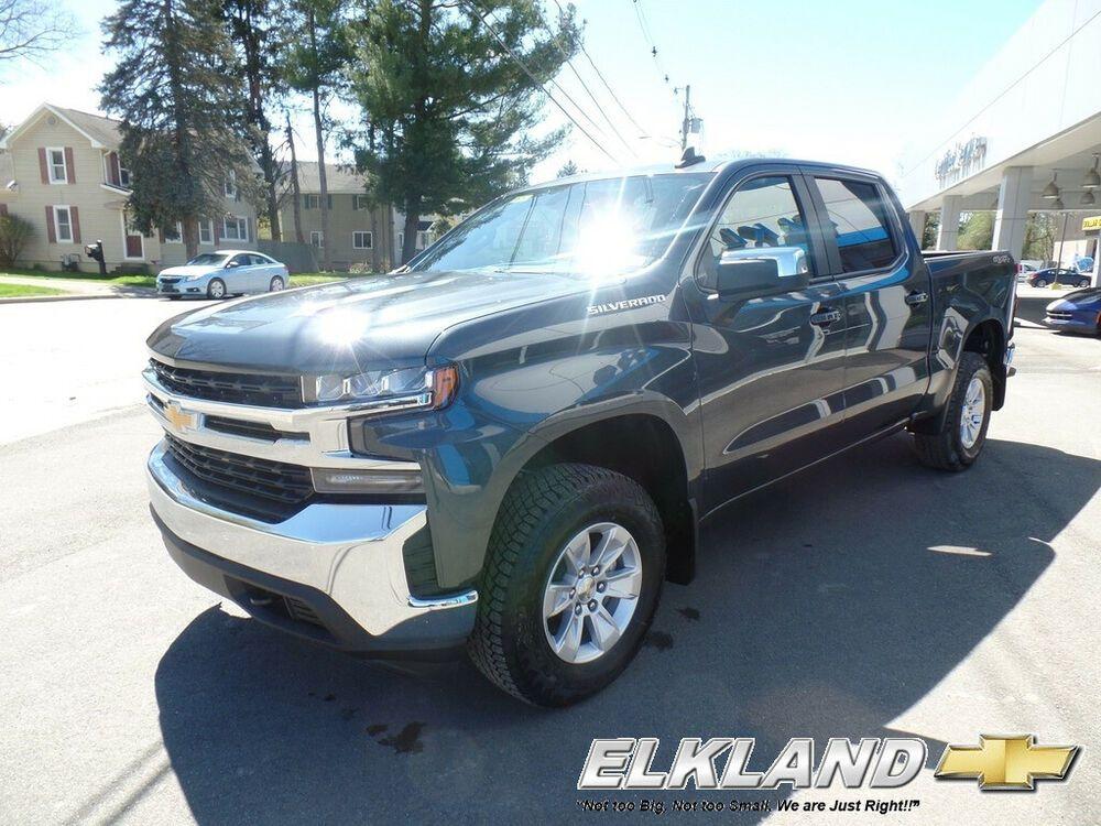 Ebay Advertisement 2019 Chevrolet Silverado 1500 Lt 2019 Lt New