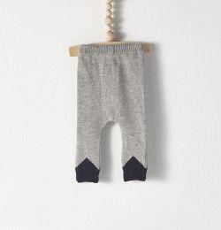 6fa173ffd bacabuche fw16 color block leggings - dove grey/black | small ...