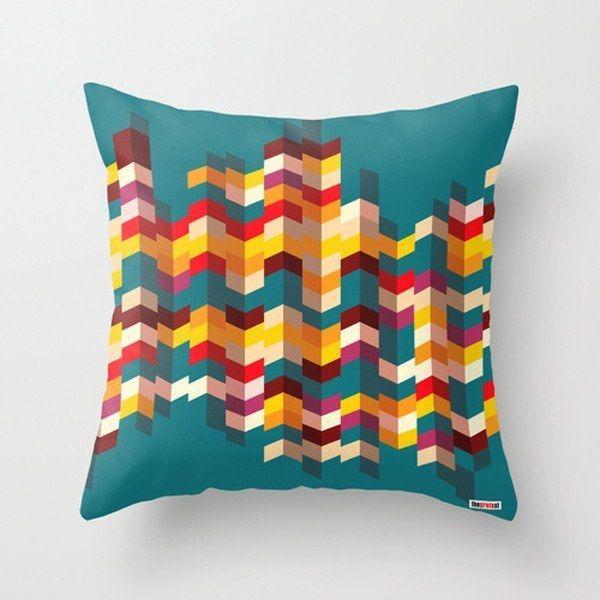 Tetris Decorative Pillow