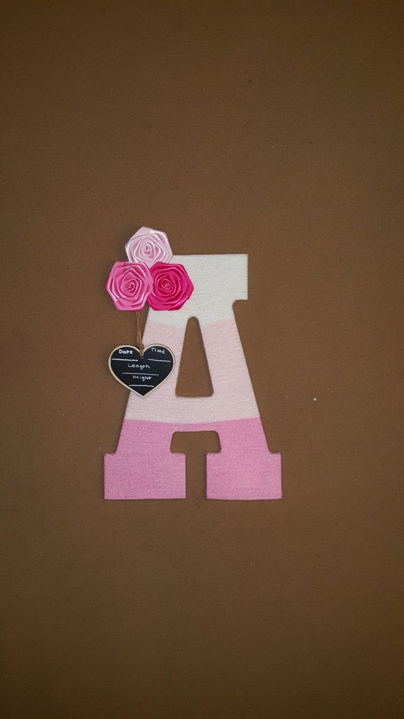 Check out this item in my Etsy shop https://www.etsy.com/listing/264509611/hospital-door-hanging-letters-custom