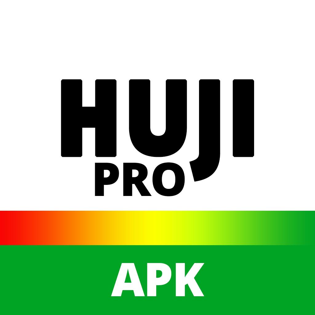 Download HUJI Pro APK | The best selfie apps online | Cam