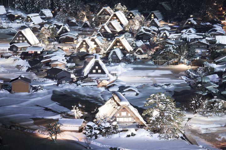 一度見たら忘れられない!寒くても見に行きたい日本の「雪景色」5選 | RETRIP[リトリップ]