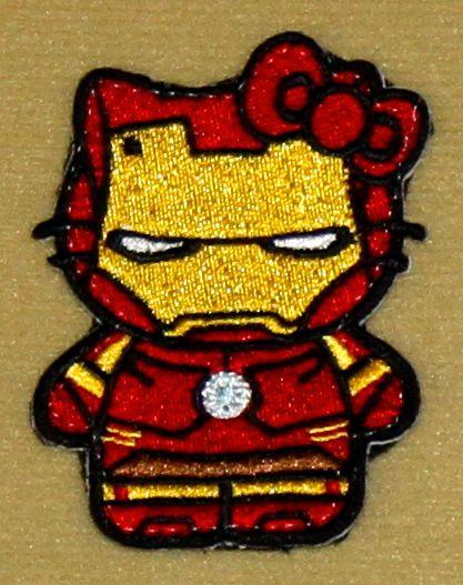 Hello Kitty Iron Man Patch Proairsoftsupplies Co Uk Hello Kitty Kitty Iron Man