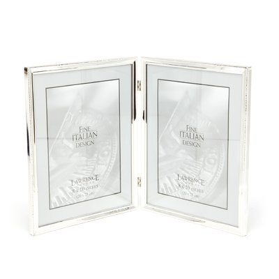 Charlton Home Saunterton Hinged Double Picture Frame Size: 8\
