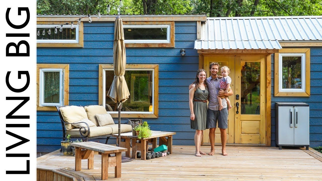 Beautiful Cottage Style Tiny House Tinyhousemovement