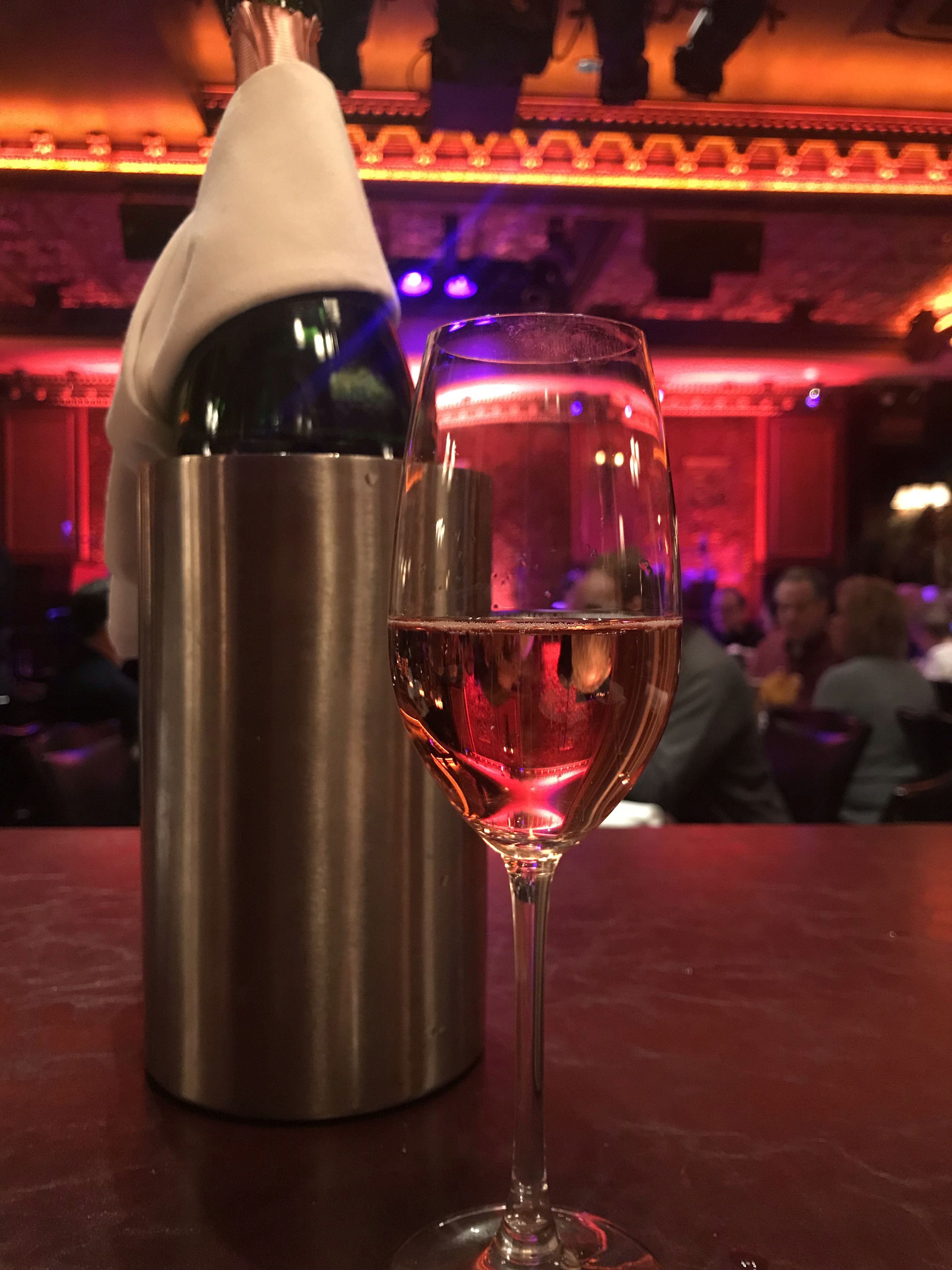 Feinsteins 54 Below Pink Bubbles Night Life Buy Tickets Pink Bubbles