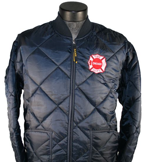 Quilted Chicago Jacket Department 4007 Fire Www 1 ZAOHqWI