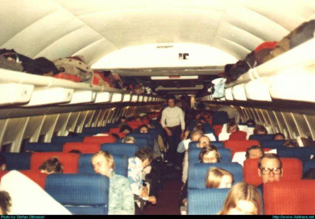 Boeing 747-131 first class   Memories of TWA   Pinterest  Twa 747 Cabin