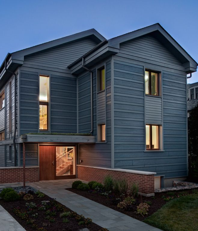 8 Surprisingly Sustainable Modern Homes Passive House House Building Development