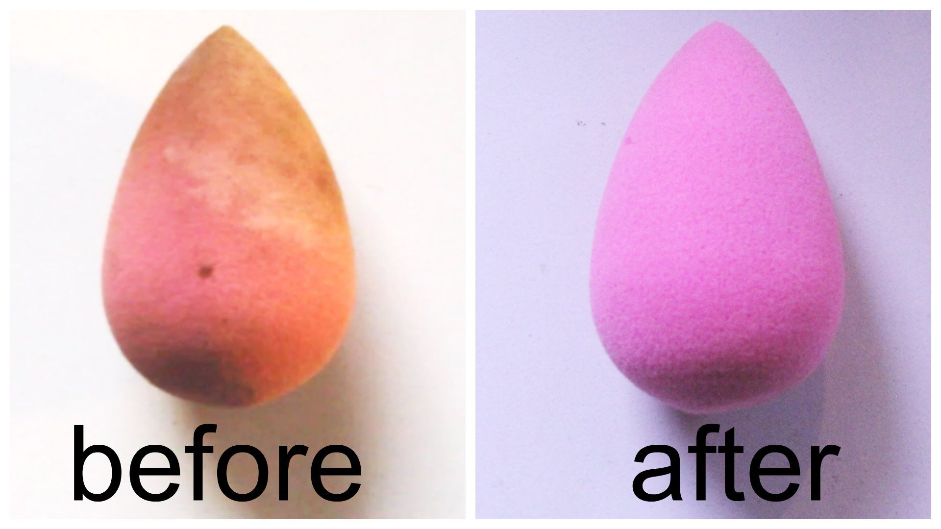 How To Deep Clean Your Beauty Blender Tigana Clean Beauty Blender Beauty Blender Beauty Blenders