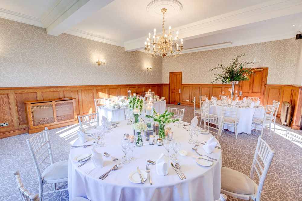 Traditional charm in our Brocklebank suite.