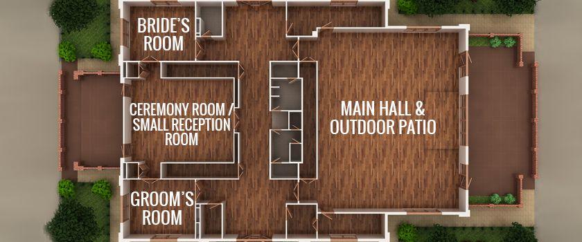 Wedding Occupancy & Seating Information in Overland Park KS | NOAH'S