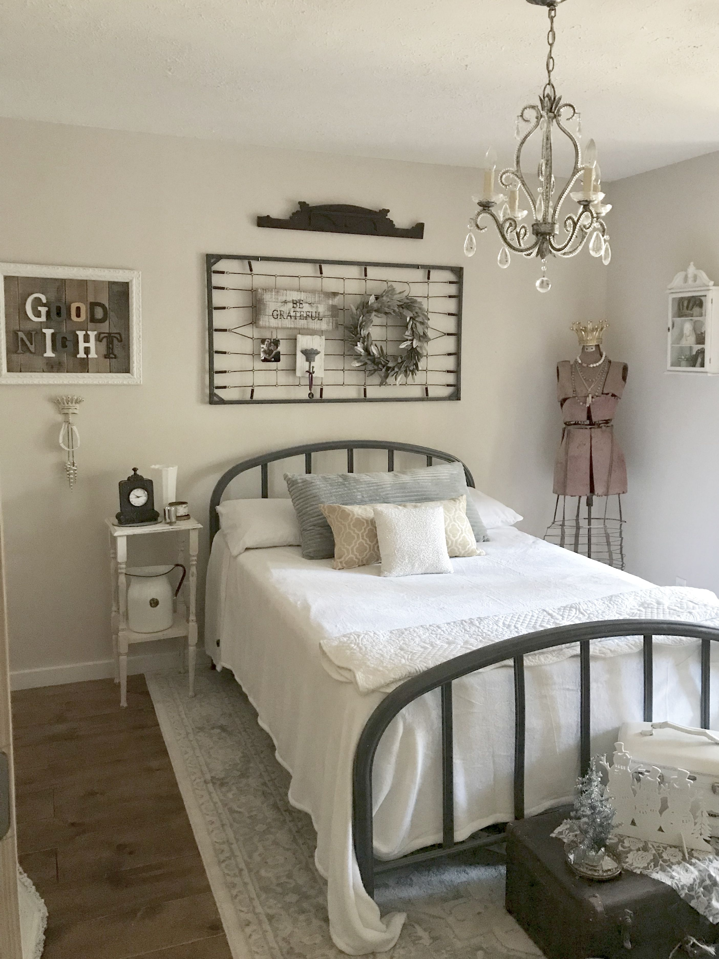 Love My Remodeled Spare Bedroom Master Bedrooms Decor Bedroom Inspirations Beautiful Bedrooms