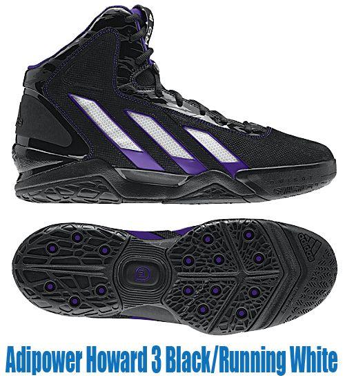 info for deb84 f2ac4 ... Adipower Howard 3 Black-Running White on wholesale e53ab 58f84 adidas  adiPower Howard 2 WhiteBright Blue fashion style ...