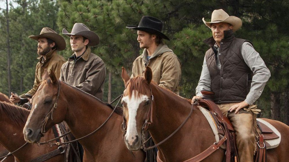 The truth about the famous horse in Yellowstone season 3