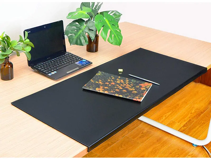 Best Desk Cover Protector For Your Office Desk Cover Best Desk Leather Desk Pad