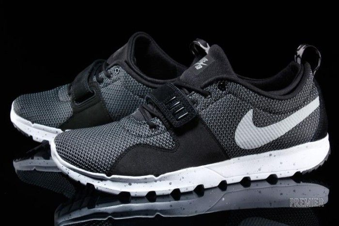 Hombre Nike Men's Leather Trainerendor Low Top Correr