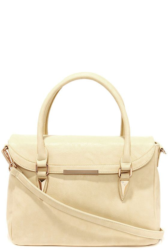 Hail a Cab Pale Yellow Handbag at Lulus.com!