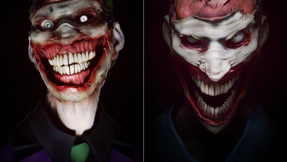 killer clown gif Buscar con Google creepys clown