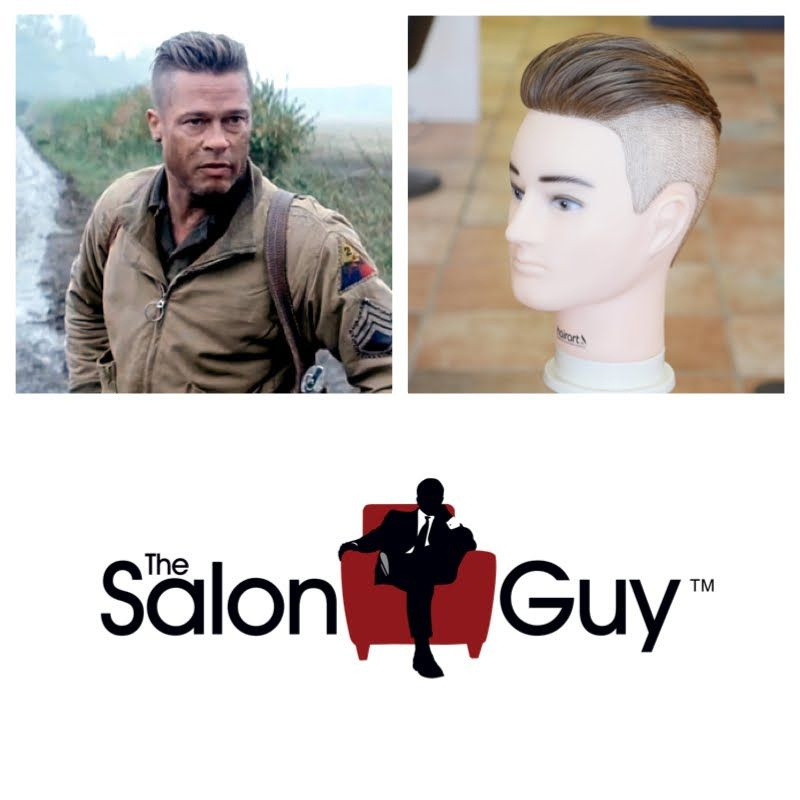 Haircut Tutorial Mens Undercut Adam Levine David Beckham