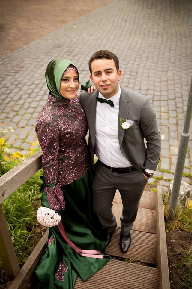 Turkish couple | Beautiful Muslim Love ^_^ | Islam marriage, Muslim
