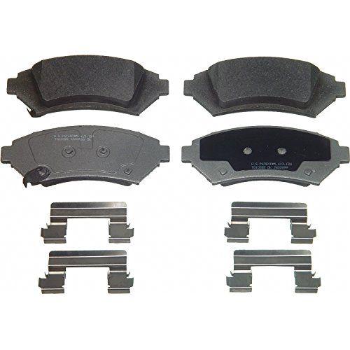 Introducing Wagner Thermoquiet Mx818 Semimetallic Disc Pad Set With Installation Hardware Front Get Your Car Part Brake Pads Ceramic Brake Pads Ceramic Brakes