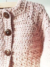 Gehaakt Vestje Gratis Patroon Van Wolplein Babykleding Haken