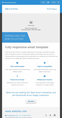 mobile-email-templates-Mobile-Responsive-IdeaMail-Layout4-Dark ...