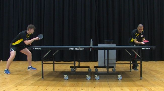 Pin On Table Tennis Coaching Tutorial Videos