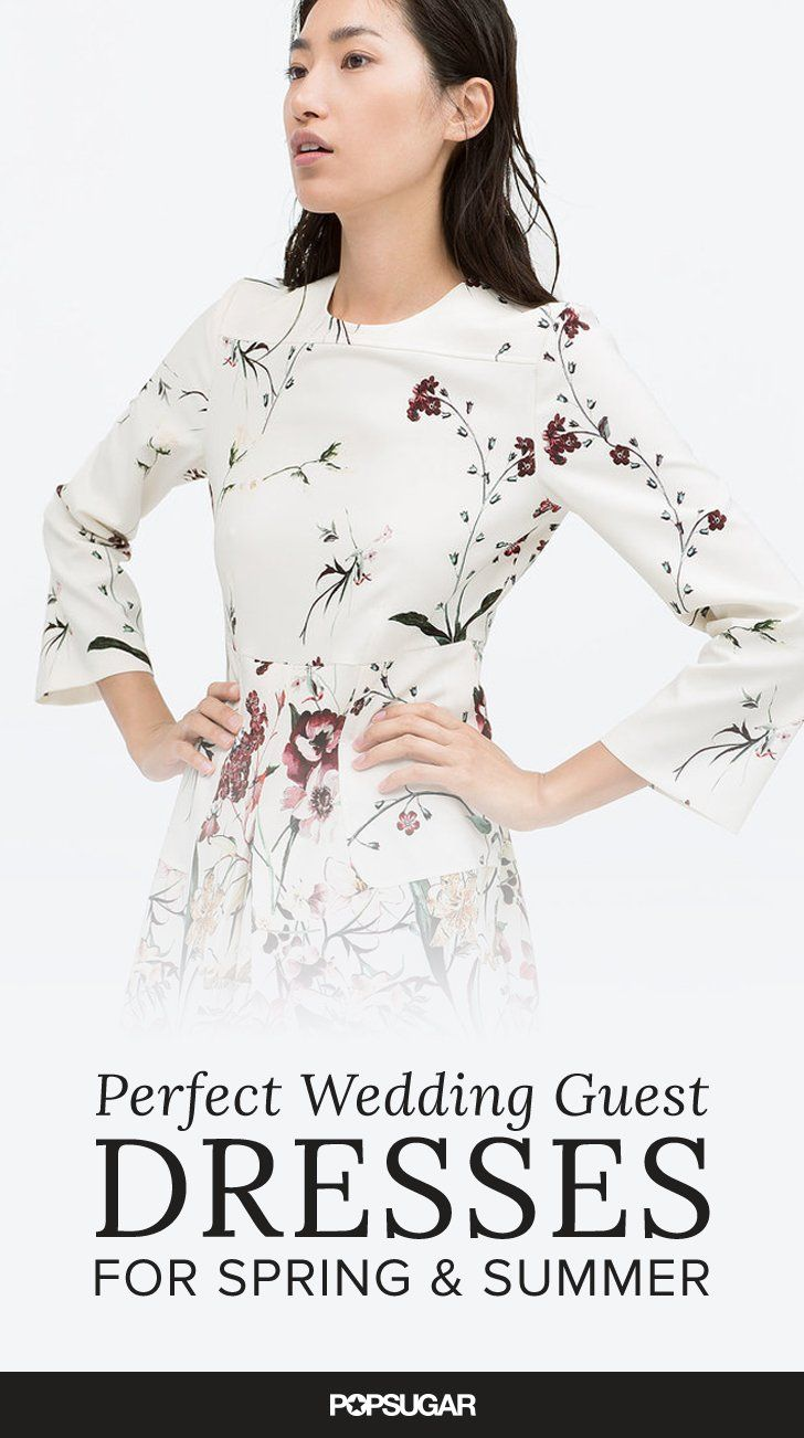 Best dresses to wear to a spring wedding  What to Wear to All of Those Summer Weddings Right Here  Summer
