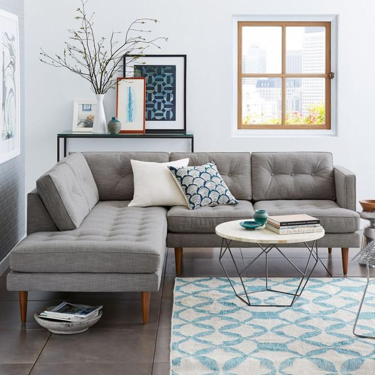 8 Types Of Corner Sofas To Save Your Living Room E