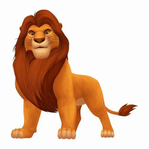 Dessin en couleurs imprimer personnages c l bres - Voir le roi lion ...