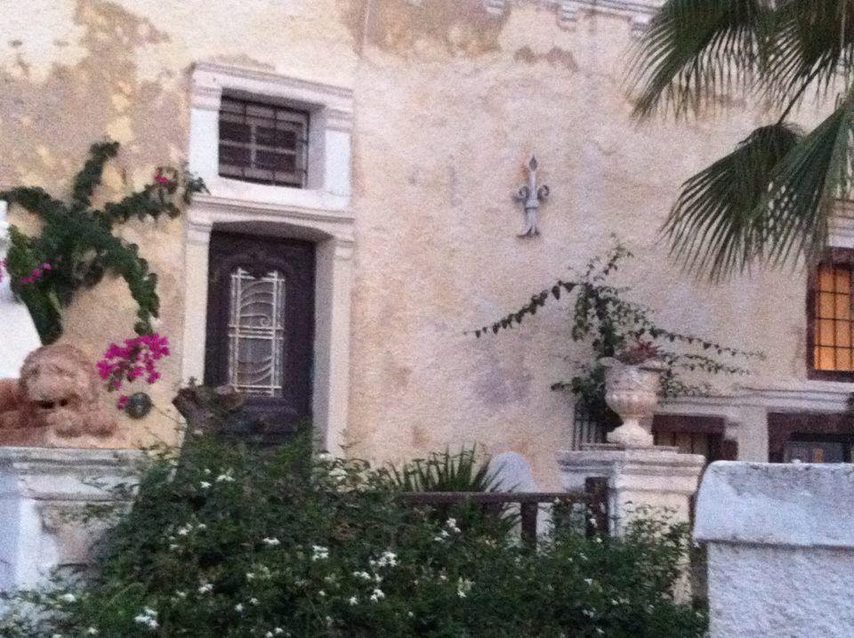 Vothonas old house