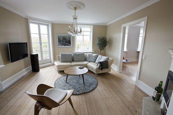 Wohnzimmer gestalten farbe Wohnen Pinterest